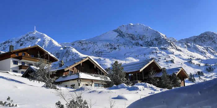 Chalets en appartementen Oostenrijk