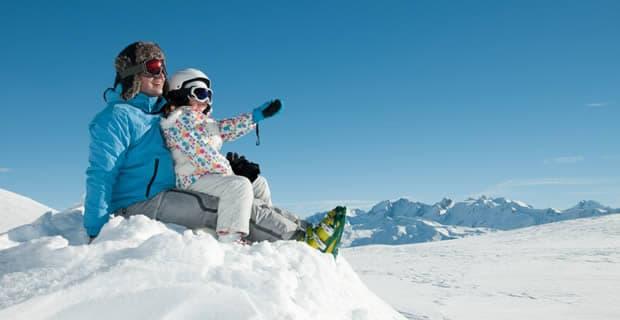 Sneeuwzekere wintersport skiën in april en mei