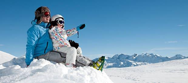 Kindvriendelijke wintersportgebieden