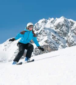 Skiën met pubers