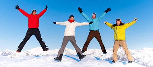 Wintersport reisorganisaties