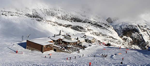 Tignes: wintersport in de meivakantie