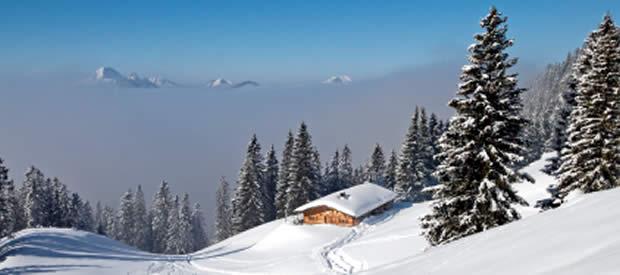 Wintersport Zwitserland