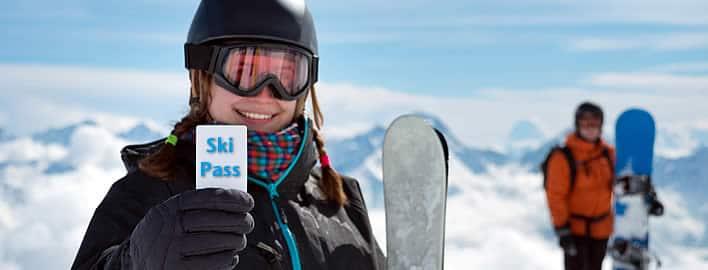 Aanbiedingen skivakantie met skipas, sneeuwgarantie en laagste prijs!