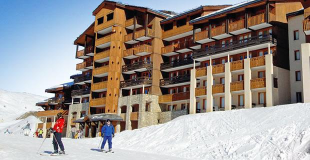 Ski-in Ski-out Frankrijk