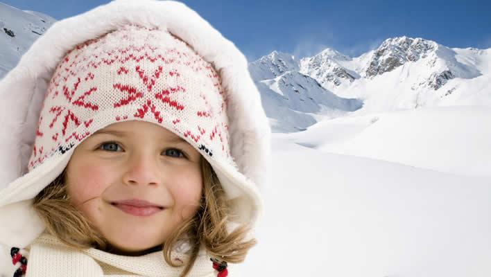 Kindvriendelijke wintersport