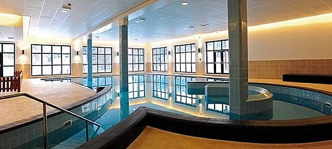 Zwembad Landal Winterberg