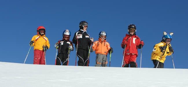 Wintersport met kinderen in Kirchberg