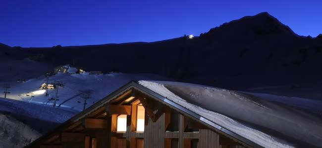 Les Arcs wintersport Paradiski