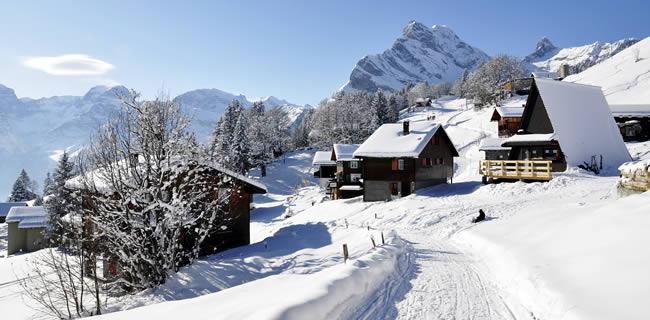 Huur een wintersport vakantiehuis