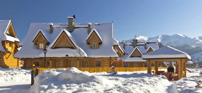 Appartementen Polen voor de wintersport