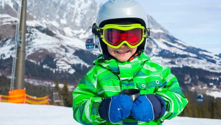 Sneeuwzekere en kindvriendelijke wintersport in Sölden