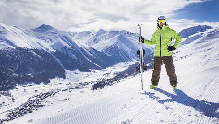 Wintersport met skipas. Vergelijk de prijzen van skipassen