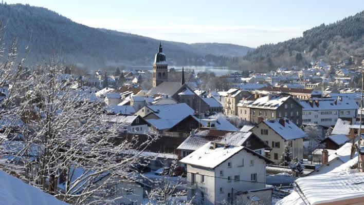 Wintersport Vogezen La Bresse