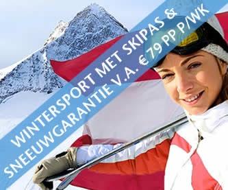 Wintersport met Skipas