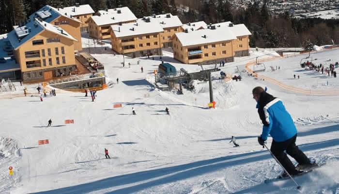 Landal Skilife Brandnertal Oostenrijk