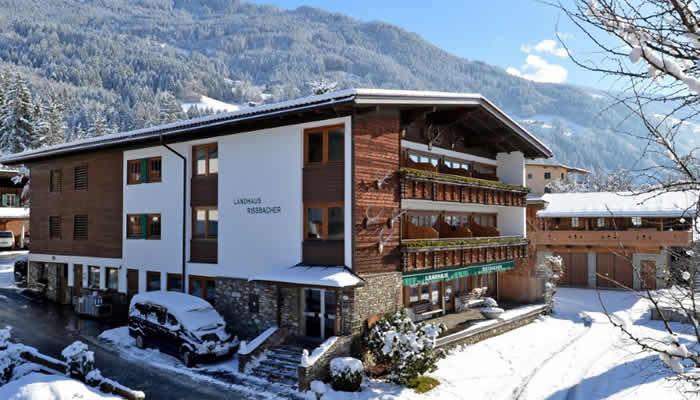 Hotel Landhaus Rissbacherhof in Kaltenbach