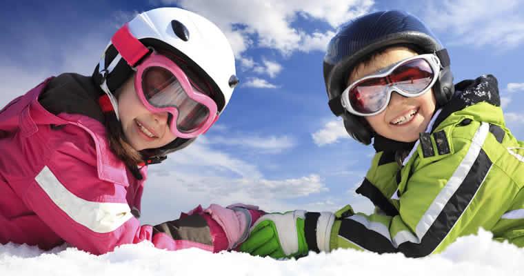 kindvriendelijke wintersport Tsjechië